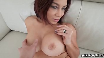 big grope public tits Grandmam blows son