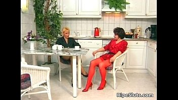 brunette milf friend hot nailed christina gets by her Anjalina castro new fuk video