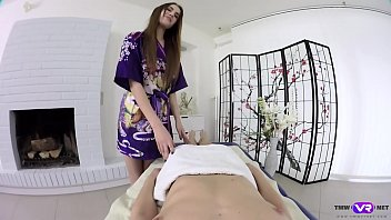 wife massage japanese american Interracial tape wife