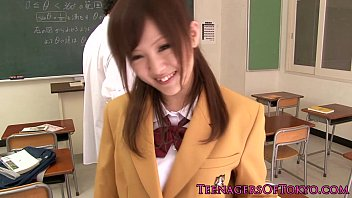 lesbian uncensored japanese schoolgirl The love of money drives gal to ride dudes weenie