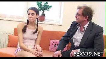 pantys7 masturbating on White womans first black cock