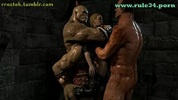 creampied4 gangbang multiple and Black girl is dispensing soaked fellatio