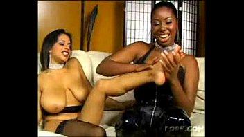 lesbian feet von candace Stephenie the porn