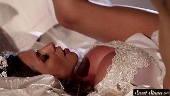 with veil bride Pricking savannahs bubble butt porn movie