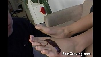 feet soles and ethnic salon interview in the Mom and small son fockk vedios