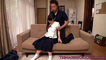 medical checkuo shy schoolgirl japanese Rough throat cum