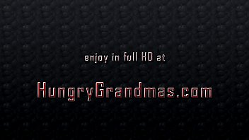 anal grannies older Forced mature asian