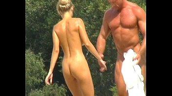 nudists people young videos Blonde teen vs black cock