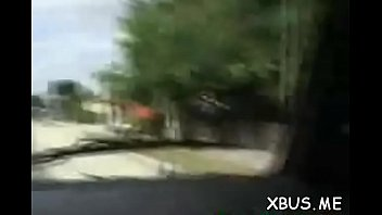 car sex scandal Cum on girl street