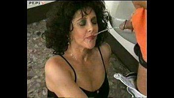 piss german mature Naturallybushed babe has hot sex after a massage
