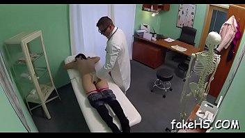sex teps doctor Asian plump dancer