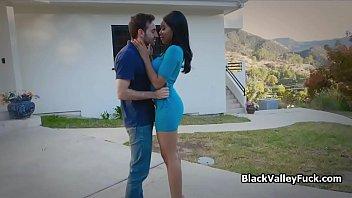 interracial anal couple havin 3 sex Katie morgan internal