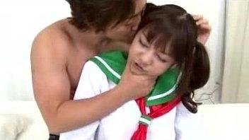 cute japanese milk girl She takes on