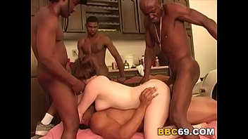 silver alexis foursome interracial busty an british in Threesome drunk girl