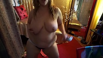 bbw eater ass Caught my gf masturbating