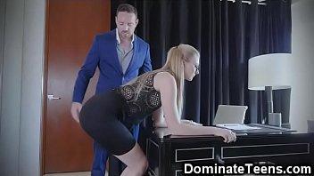 girl domination spanking samaras harsh slave of and amateur Wife white ass black stockings