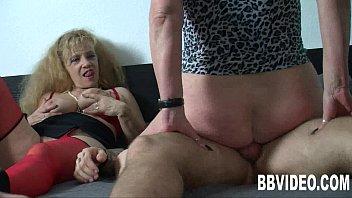 boy german seduced mature Maledoms ass play with fetish box slut