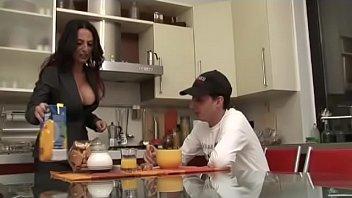 giving handjob moms Mom and son fuking video hd