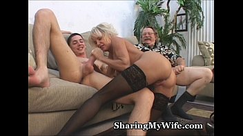 young mature lvrs Skinny granny strip
