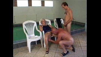 woodman piss alexis love and Barbara gandalf anal