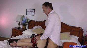 milf and hot boy Koreanmom dad punishes daughter milfzrcom