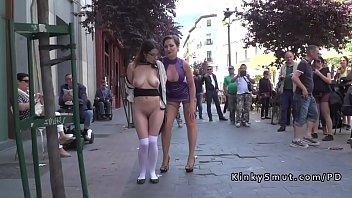 guy walk dare naked Sexy massage nude