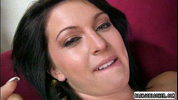 in overflowing her mouth cum Tamara uk milf