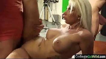 asian exciting girl enjoys real mature Mall maloy big booty