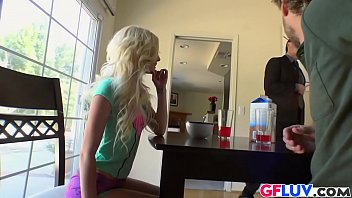 behind is brunette little cute hard getting black banged from by Russian voyeur piss wc
