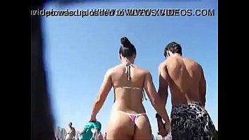 nudista de en playa secundaria adolescentes la Turkish girl fucked