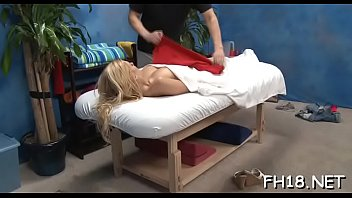 massage leasbians www oil Helps her horny son
