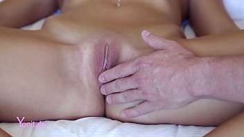 orgasms tits orgasm real big clit redhead powerful pussy massager wet moments lesbian with German mistress mom