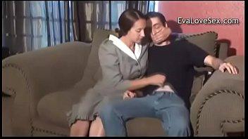 ija incest video padre Milf footjob son