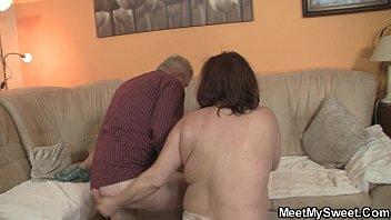grandsons and sucks dick granny swallows amatrur Zuzana czech casting