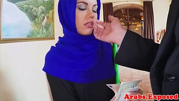 ngentot hijab mp4 Little lupe destroyed by 30 inches big dick