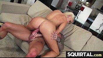 with she and vibrator webcam cums hard dildo Cum on my girls panties