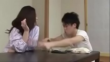 son a and mom Sexy japanese chick loves to fuck