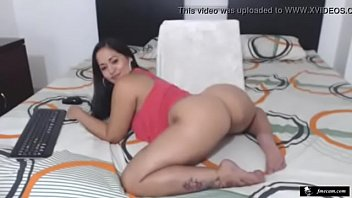 ragdoll treated hot a latina like Japanese milf sucks cock then swallows cum
