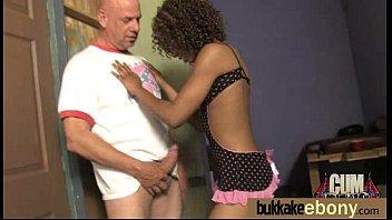 cock hot ebony white Black horny teens twerking
