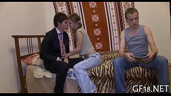hot assed babe France films 18