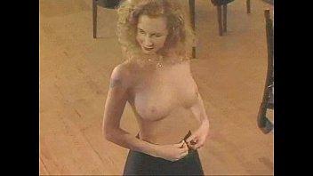 with sex anal stockings katia10 blonde Black grab boobs