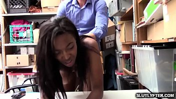 getting black butt cock blows hottie before banged Submissive black bbw