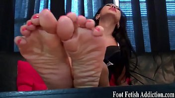 mistress worships feet My friends hot mom by naughty america anal