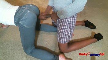 dancer in tight belly jeans Drunk rape wife