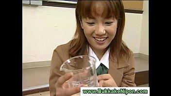 husband japanese drink sleep Lesbian group sloppy kiss