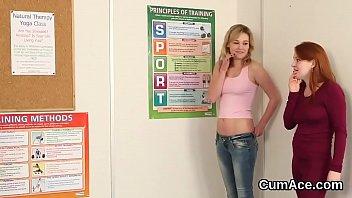 17 swallows loads shelby Lesbian slave training