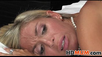 pussy accident cums son moms in Real german mature boss
