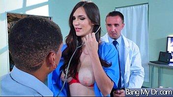 patient his hot doctor seduces Isis love machine squirt