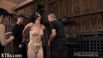 for breast machine whipping Cojiendo a mi prima en la cama