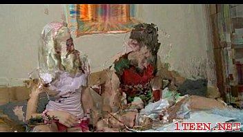 girl bath open bangladeshi As panteras mulher do vizinho6